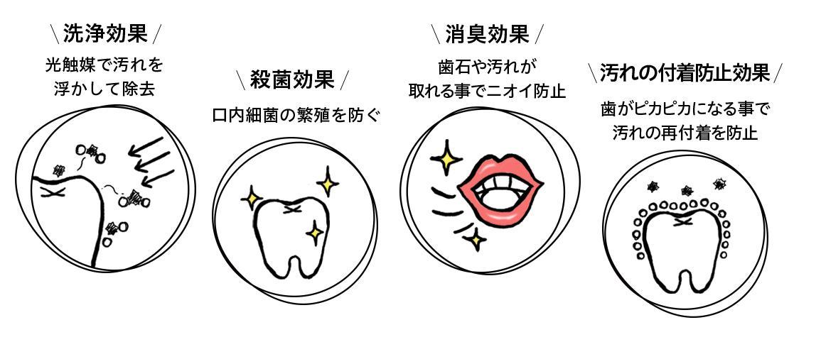 シロクナリーナ(SHIROKUNARI-NA) 効果・効能
